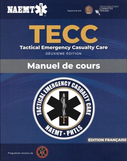 Page de couverture TECC